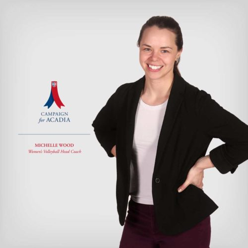 Thumbnail Image for Michelle Wood: fostering leadership in female athletes