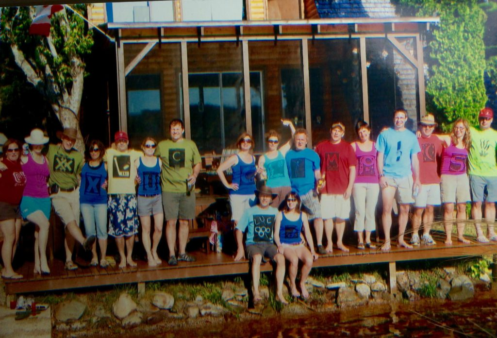 Featured Image for Each year, Peter Bigelow ('83) and his friends remember their Acadia experience