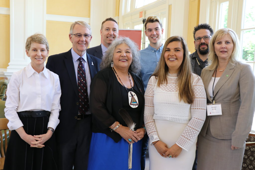 Featured Image for Acadia among post-secondary institutions receiving $1.2 million from TD to advance Indigenous programming and services