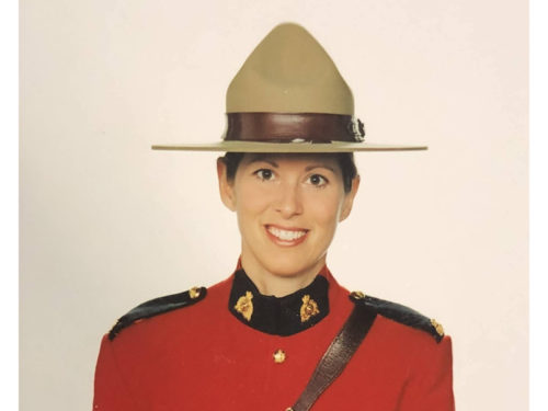 Thumbnail Image for Honouring Constable Heidi Stevenson ('93)